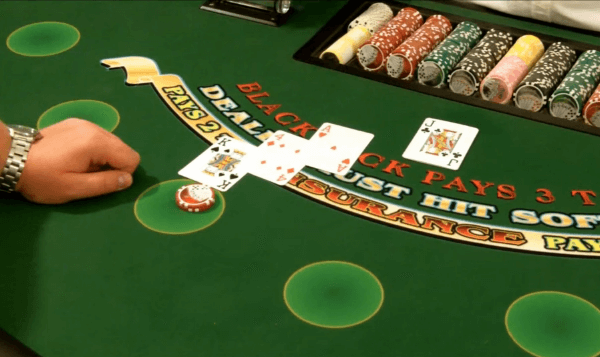 Blackjack Betting