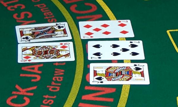 Blackjack Card Rules