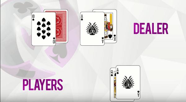 blackjack dealer rules