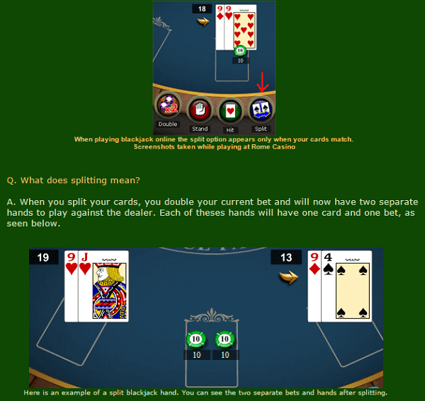 Holdem official rules