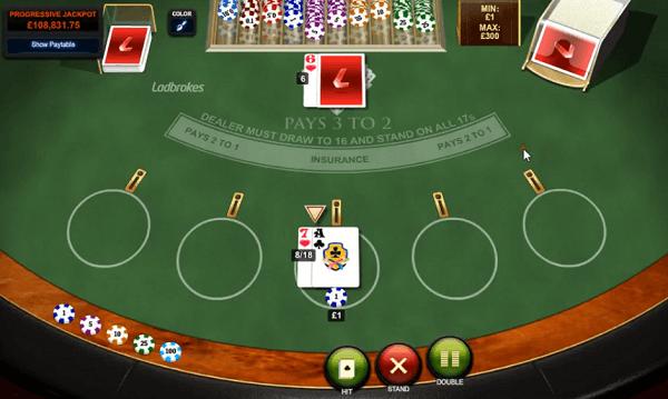 casino blackjack dealer rules