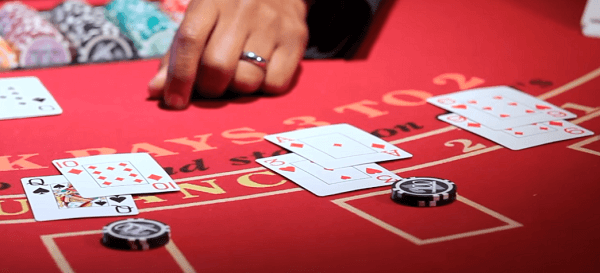 english blackjack card game rules