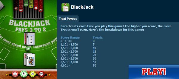 Free Black Jack Card Game