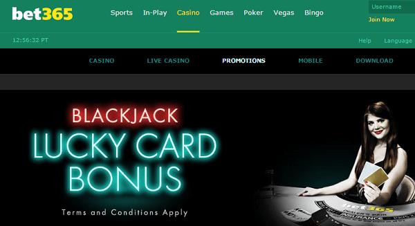 Free Blackjack Bonus No Deposit
