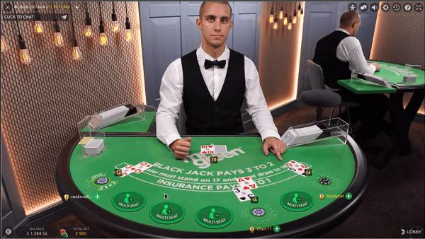 how do you play blackjack