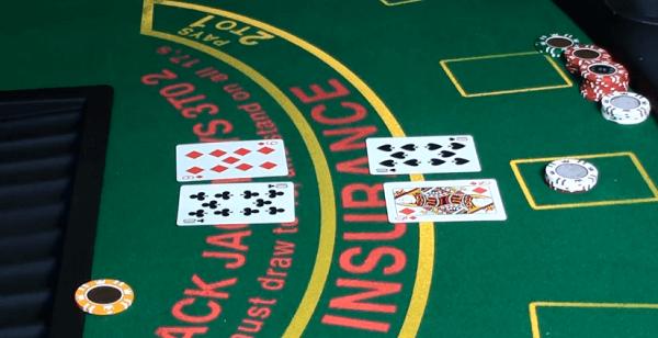 ballroom rules card games gambling