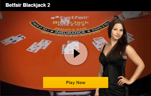 Live Dealer Blackjack Online