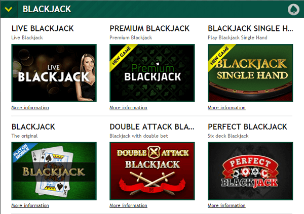play Blackjack free