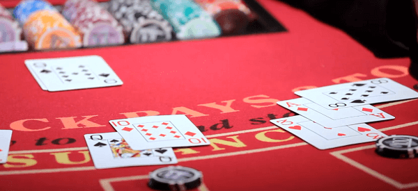 rules for blackjack UK