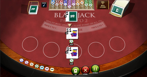 the rules of Black Jack