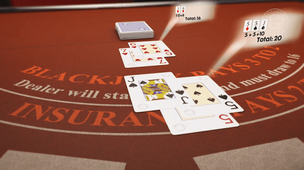 Blackjack Basic Strategy UK