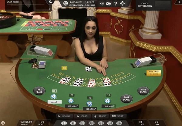 Best Blackjack In Vegas