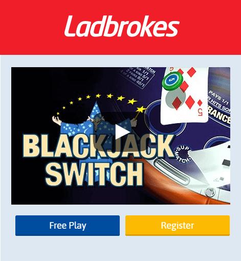 Ladbrokes online betting rules in blackjack eloise bettinger farms